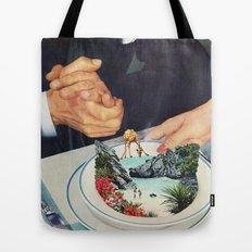 Bermuda a'la Soup Tote Bag