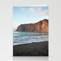 Cliffs of the Giants Stationery Cards