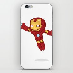 IRON MAN ROBOTIC iPhone & iPod Skin