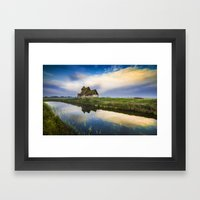 Fairfield Church Framed Art Print
