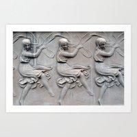 All The Single Ladies, A… Art Print