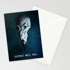 Doctor Who: The Silence Stationery Cards