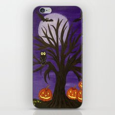 Halloween-2 iPhone & iPod Skin