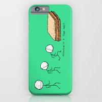 Evolution Of A Tuna Melt iPhone 6 Slim Case