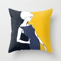 Melinda Throw Pillow