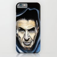 iPhone & iPod Case featuring Spock by James Kruse
