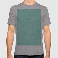Dazed + Confused [Turquoise] Mens Fitted Tee Athletic Grey SMALL