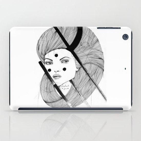 Elephant Gun iPad Case
