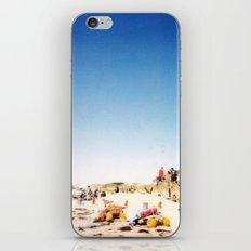 New York Summer at the Beach #1 iPhone & iPod Skin