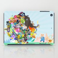 Adventure Time - Land of Ooo Katamari iPad Case