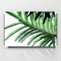 Leaves 2 iPad Case