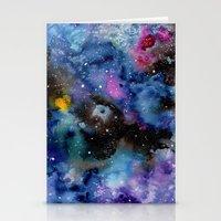Intergalactic Planetary Stationery Cards