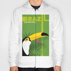 Brazil [rainforest] Hoody