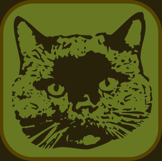 cathead 2 Art Print