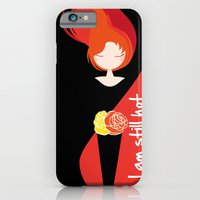 I am still hot... it now just comes in flashes iPhone 6 Slim Case