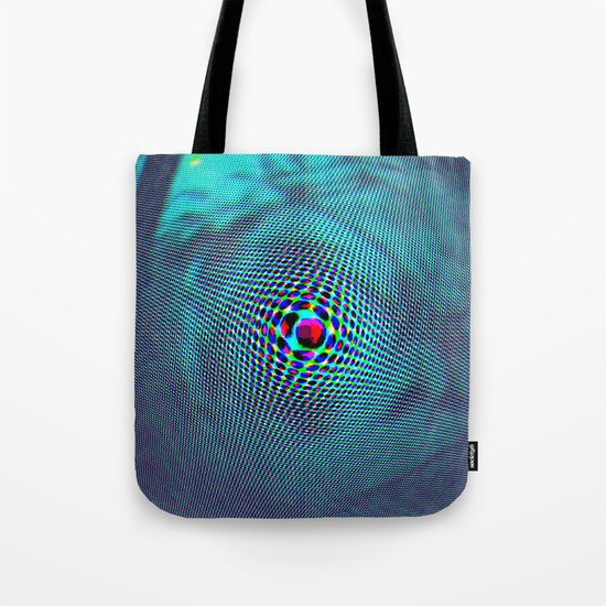 Chinese shadow and moon Tote Bag