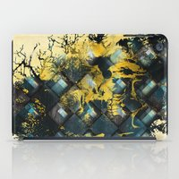 Abstract Thinking Remix iPad Case