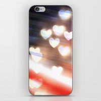 A Love as Big as America iPhone & iPod Skin