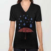 It Will Rain Unisex V-Neck