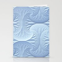 Snow Drifts Stationery Cards
