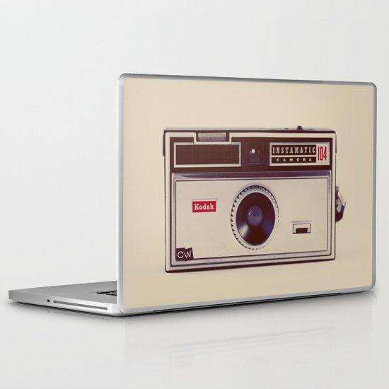 Instamatic Laptop & iPad Skin