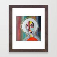 Aura 2 Framed Art Print