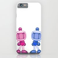 iPhone & iPod Case featuring Dropping Bombs! by Demon Noise