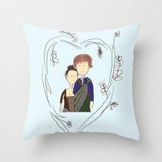 Outlander Throw Pillow