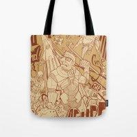Half Life 2 tribute Tote Bag