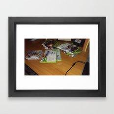 Doolittle Designs Framed Art Print