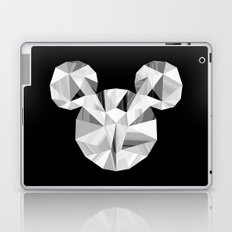 Silver Pop Crystal Laptop & iPad Skin