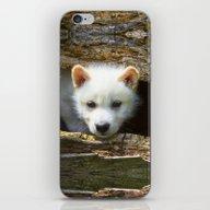 Peek-a-boo iPhone & iPod Skin