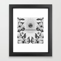 AELLA Framed Art Print
