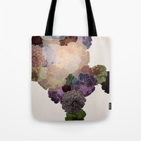 Florals // Pattern III Tote Bag