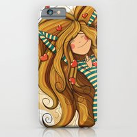 iPhone & iPod Case featuring Amorousness by Tatiana Obukhovich