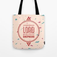 Psalm 23:1 Tote Bag