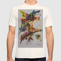 Fantasy 1 Mens Fitted Tee Natural SMALL