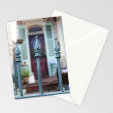 French Quarter Gate Stationery Cards