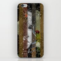 Sometimes Sadness Overwh… iPhone & iPod Skin