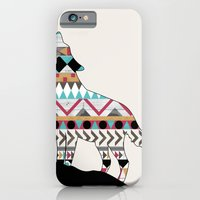 Wild Soul - Aztec Navajo Wolf iPhone 6 Slim Case
