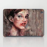 Be Good, Damaged Baby Doll iPad Case