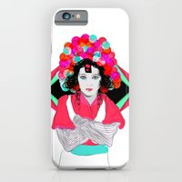 iPhone & iPod Case featuring Anna May by Süyümbike Güvenç