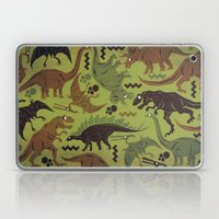 Camouflage Dinosaur Geom… Laptop & iPad Skin
