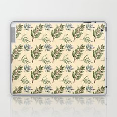 Herb Pattern Laptop & iPad Skin