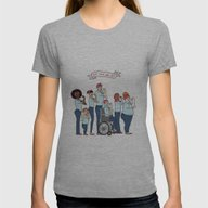 T-shirt featuring Intersectional Rosie The… by Tyler Feder