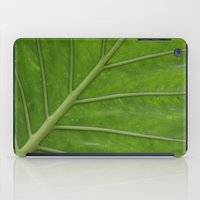 Elephant Ear Leaf iPad Case