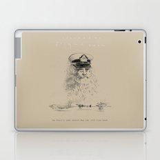 Leonardo's flight path Laptop & iPad Skin