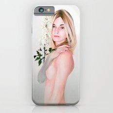 Delphinium Slim Case iPhone 6s