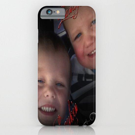 LANDYN LAYKIN iPhone & iPod Case