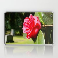 The Flower Blooms Laptop & iPad Skin